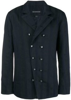 John Varvatos double-breasted shirt jacket