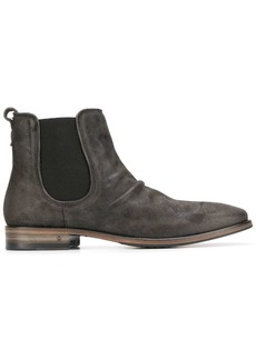 John Varvatos elasticated side panel boots