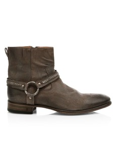 John Varvatos Eldridge Harness Leather Boots