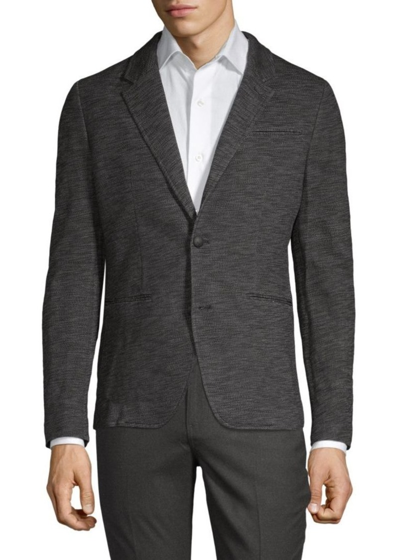 John Varvatos Erik Slubbed Jacket