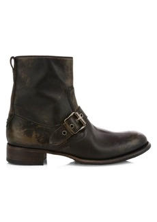 John Varvatos Essex Artisan Leather Boots