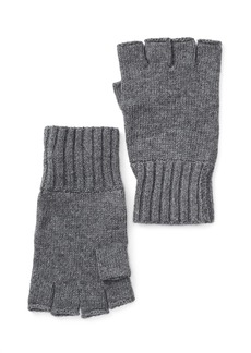 John Varvatos Fingerless Knit Gloves