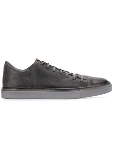 John Varvatos flat lace-up sneakers