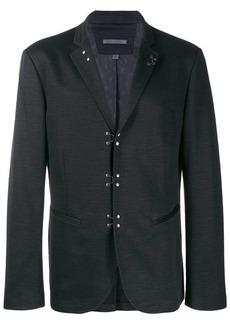 John Varvatos hook clasp jacket