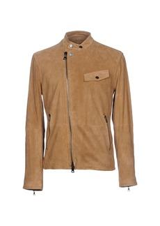 JOHN VARVATOS - Leather jacket