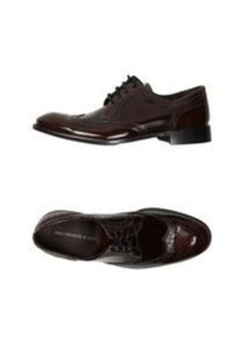 JOHN VARVATOS ★ U.S.A. - Laced shoes