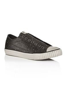 John Varvatos Bootleg Men's Vulcanized Slip-On Sneakers