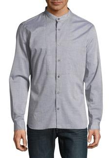 John Varvatos Casual Cotton Button-Down Shirt