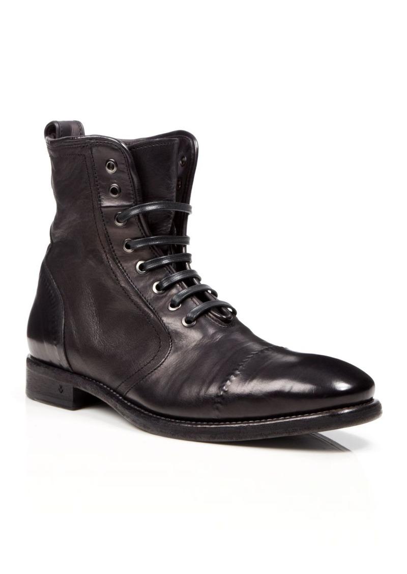 John Varvatos Collection Fleetwood Vintage Boots