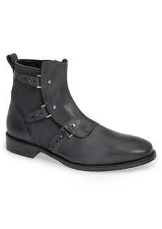 John Varvatos Collection Fleetwood Zip Boot (Men)