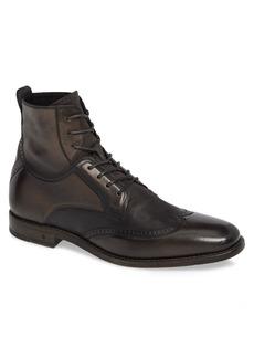 John Varvatos Collection Irving Wingtip Boot (Men)