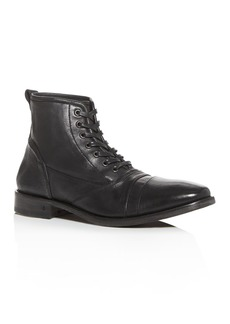 John Varvatos Collection Men's Fleetwood Leather Boots
