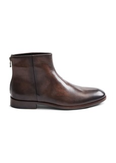 John Varvatos Star USA Men's NYC Leather Ankle Boots
