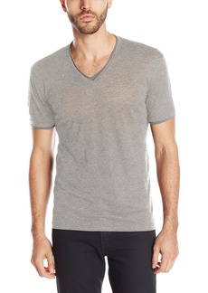 John Varvatos Collection Men's Short Sleeve V-Neck T-Shirt