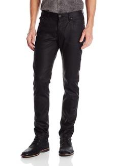 John Varvatos Collection Men's Skinny Fit Jeans with JV Logo