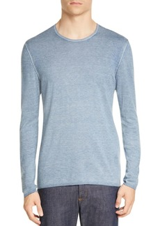 John Varvatos Collection Silk & Cashmere Crewneck Sweater