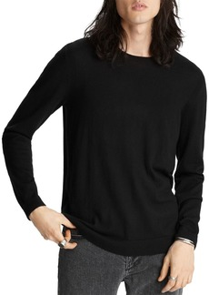 John Varvatos Collection Slim Fit Cashmere Sweater