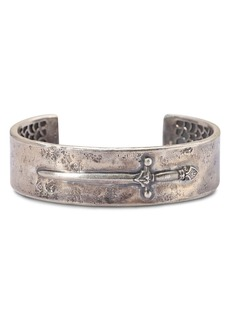 John Varvatos Collection Sterling Silver Dagger Cuff
