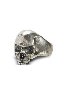 John Varvatos Collection Sterling Silver Skull Ring