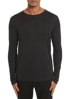 John Varvatos Collection Tab Crewneck T-Shirt