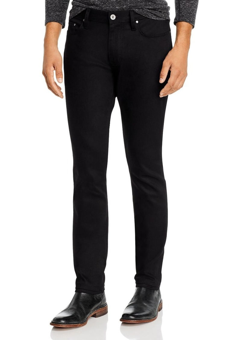 John Varvatos Collection x Led Zeppelin Chelsea Slim Fit Jeans in Black