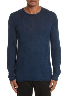 John Varvatos Collection Crewneck Sweater