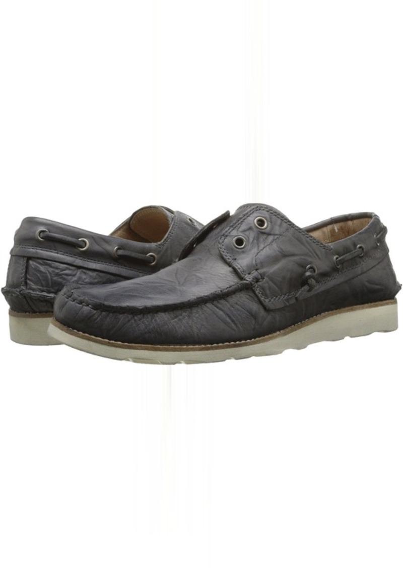 John Varvatos Lugger Boat Shoe