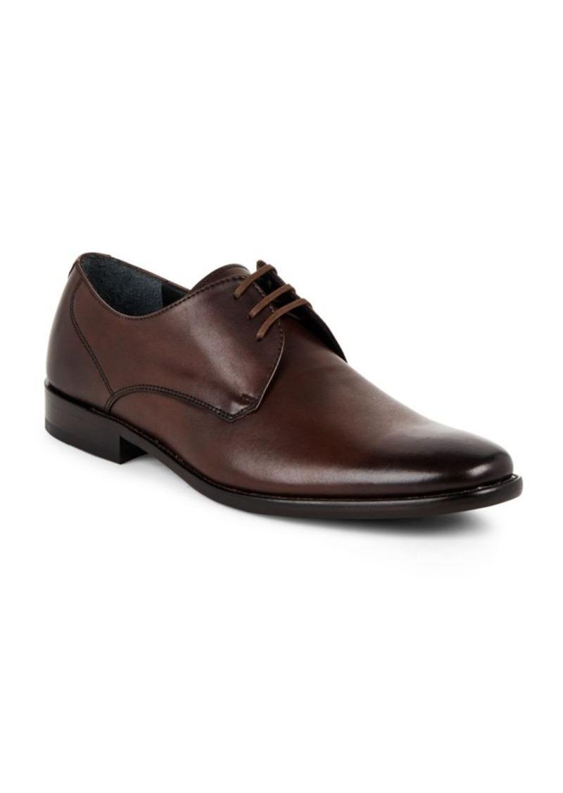 John Varvatos Buckle Dress Shoes