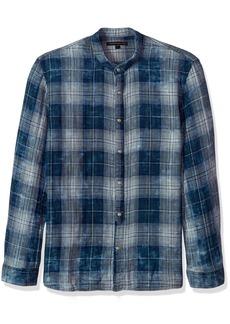 John Varvatos Men's Long Sleeve Shirt 63BK