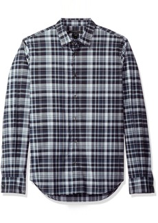 John Varvatos Men's Mayfield Plaid Shirt