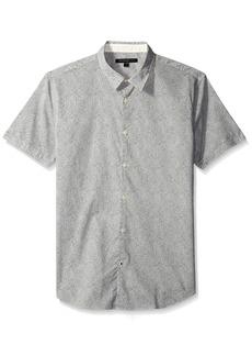 John Varvatos Men's Mayfield Short Sleeve Slim Fit Shirt