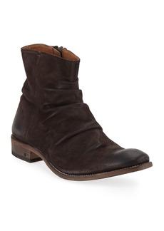 John Varvatos Men's Morrison Sharpei Suede Boots