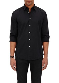 John Varvatos Men's Pick-Stitched Shirt
