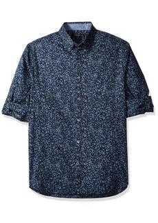 John Varvatos Men's Printed Mitchell Slim Fit Sport Shirt