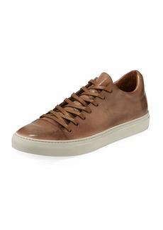 John Varvatos Men's Reed Leather Low-Top Sneakers