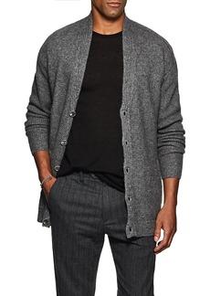 John Varvatos Men's Shawl-Collar Cashmere-Silk Cardigan