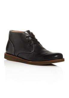 John Varvatos Men's Star USA Brooklyn Leather Chukka Boots