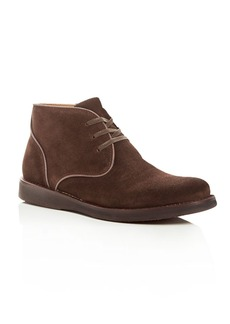 John Varvatos Men's Star USA Brooklyn Suede Chukka Boots