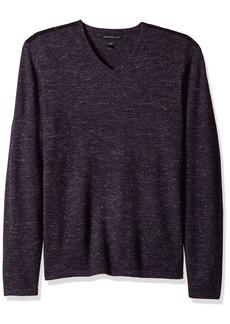 John Varvatos Men's V-Neck Sweater  Extra Large