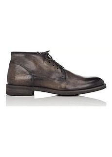 John Varvatos Men's Varick Leather Chukka Boots