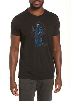John Varvatos Not Today Graphic T-Shirt