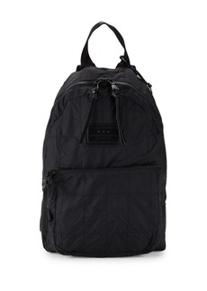 John Varvatos Quilted Laptop Backpack