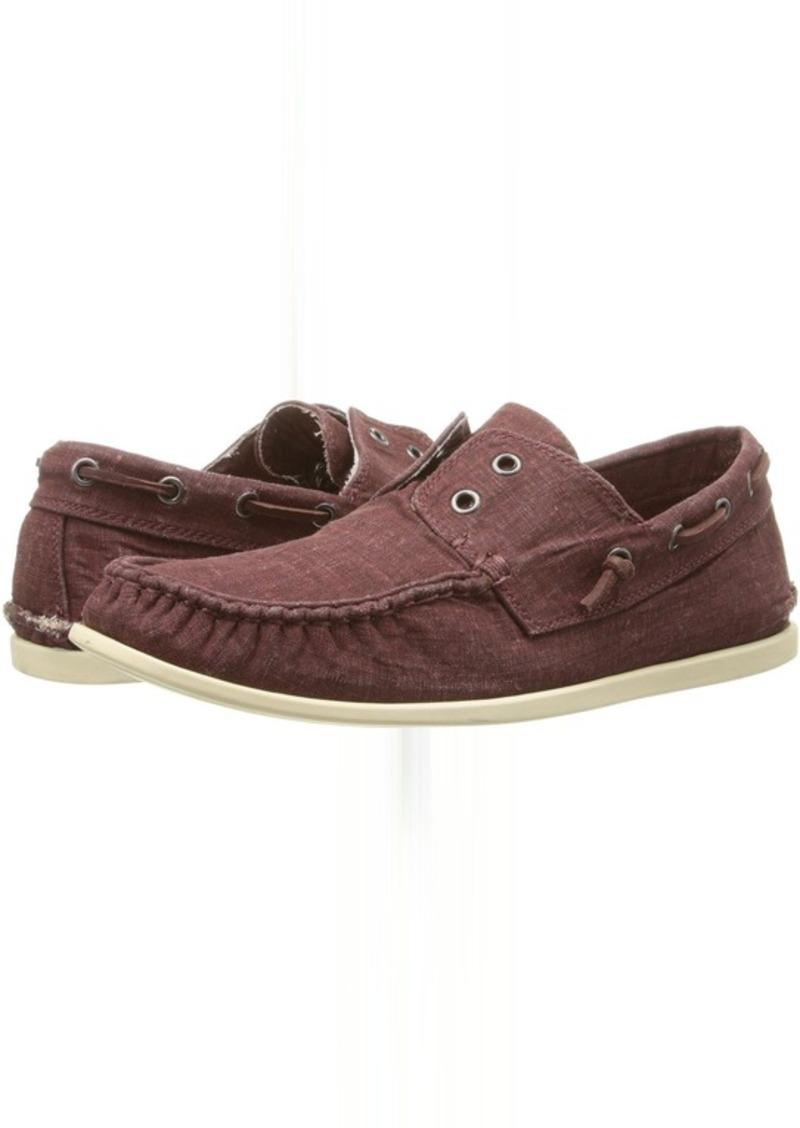 John Varvatos Schooner Boat Shoe
