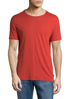 John Varvatos Short Sleeves Cotton Tee