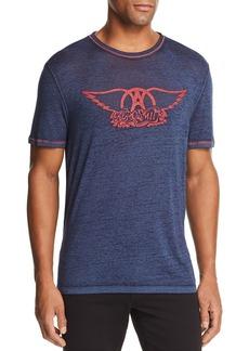 John Varvatos Star USA Aerosmith Burnout Graphic Tee