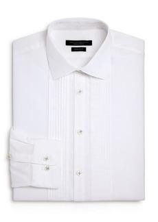 John Varvatos Star USA Andrew Cotton-Blend Regular Fit Dress Shirt