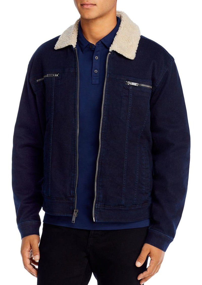 John Varvatos Star USA Andy Sherpa Lined Jacket - 100% Exclusive