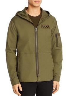 John Varvatos Star USA Army Ripstop Slim Fit Shirt Jacket