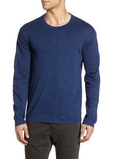 John Varvatos Star USA Ashbury Seamed Long Sleeve T-Shirt