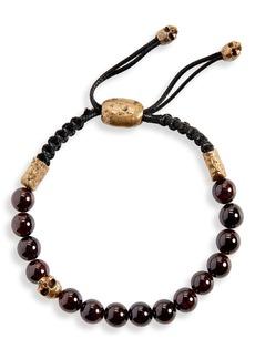 John Varvatos Bead Bracelet